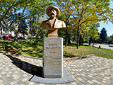 Памятник Коста Хетагурову