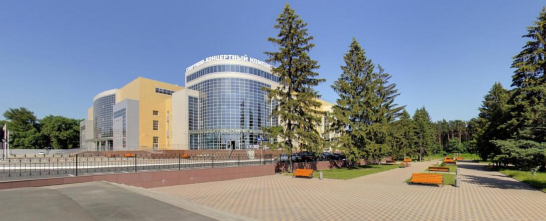 СКК, Спортивно-концертный комплекс