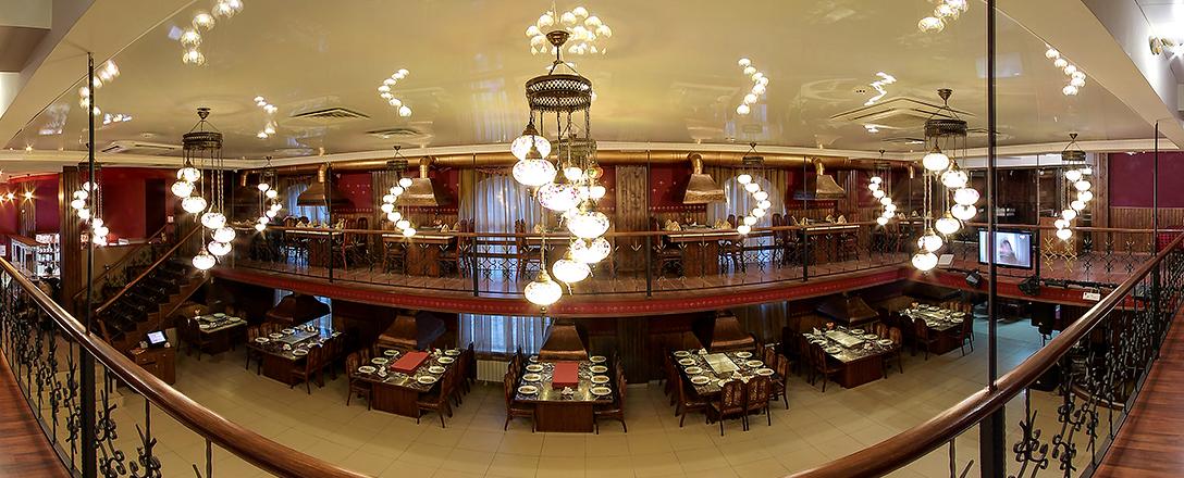 ресторан Мангал-House