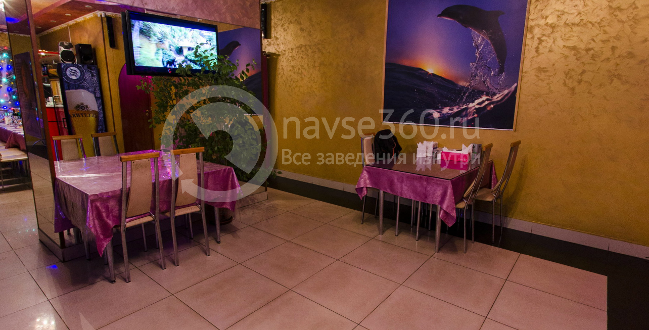 Кафе Дельфин Нижний Новгород