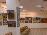 Картинная галерея в селе Чалтырь