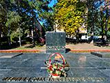 Мемориал «Огонь вечной славы» в Пятигорске