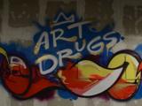 Art Drugs, самая большая выставка искусств в городе