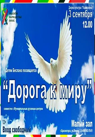 Дорога к миру