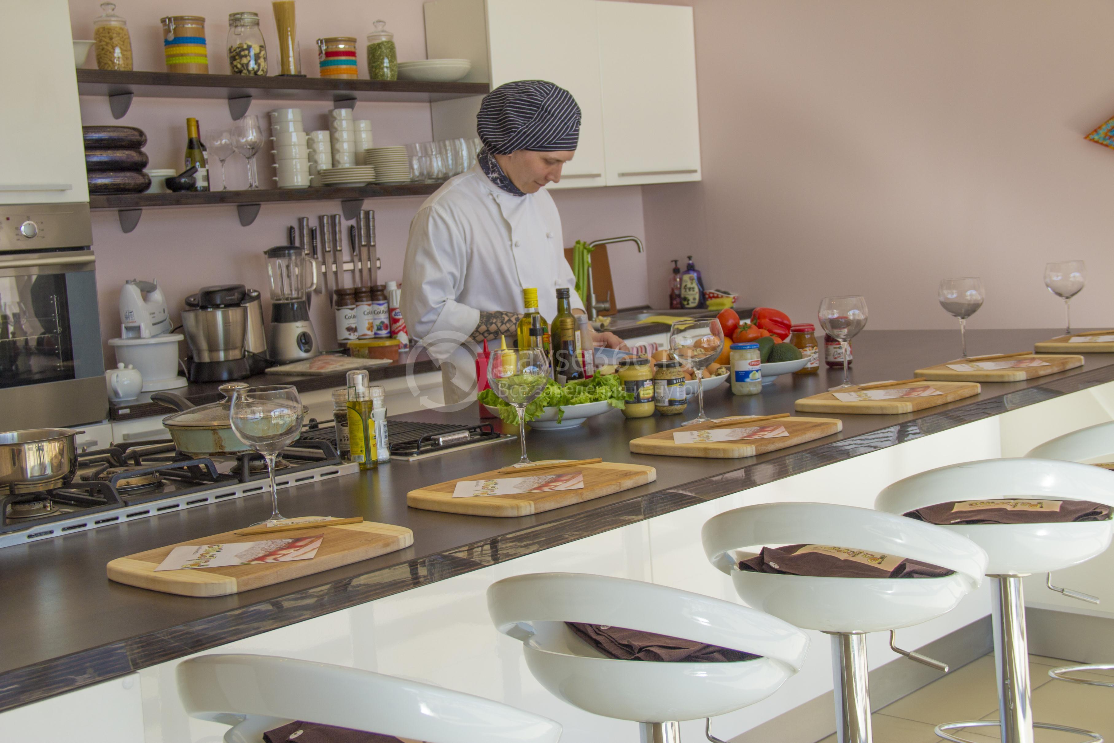 школа кулинарных искусств