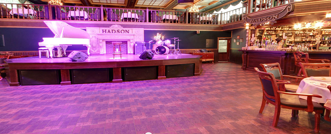 HADSON ресторан