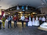 Война невест, ФОТОпробы