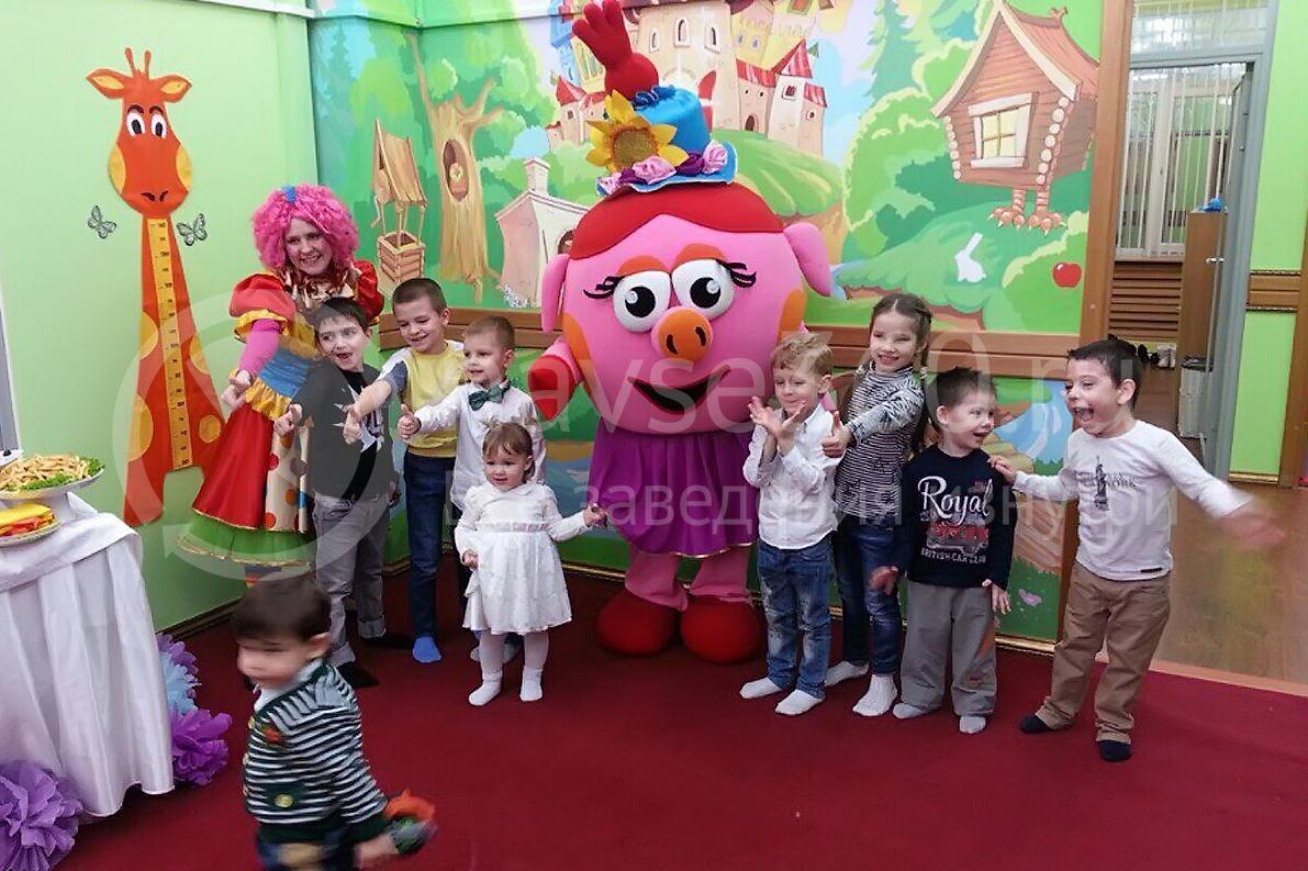 детский день рожденья в клубе бамбини краснодар 06