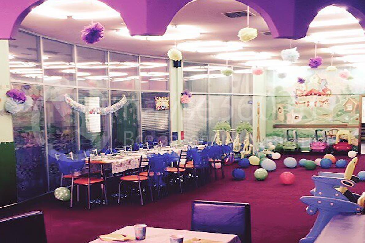 детский день рожденья в клубе бамбини краснодар 13