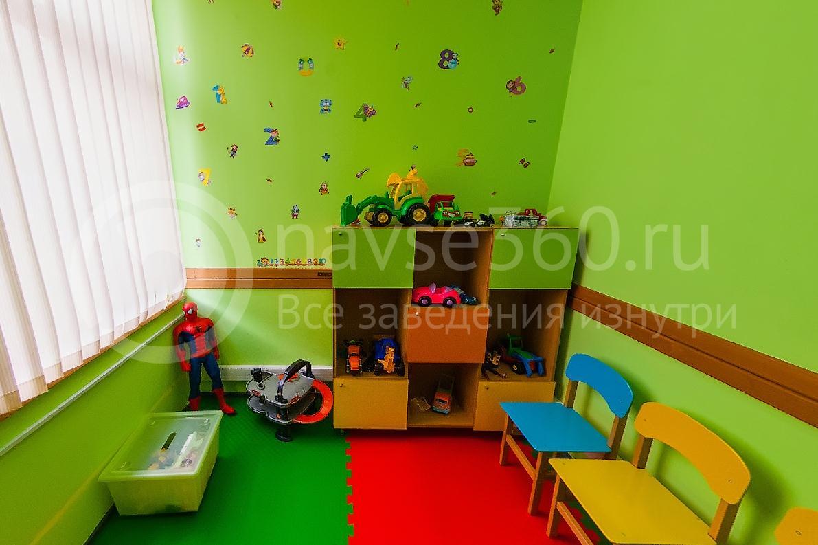 детский день рожденья в клубе бамбини краснодар 18