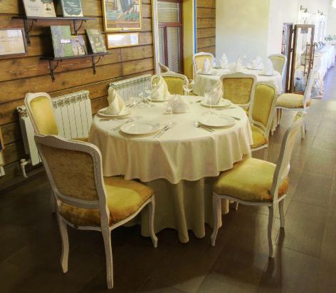 Татарская Усадьба, ресторан