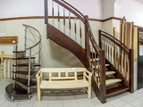 Таубаш г. Октябрьский - лестницы, двери, мебель,отдел в ТЦ Матрица.