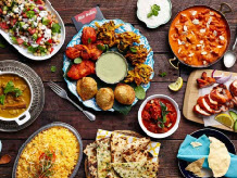 Ресторан Ganga дарит сертификат на 500 рублей!