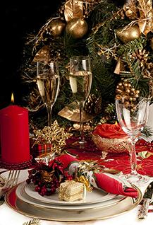 Новый год в «Золотой Подкове»